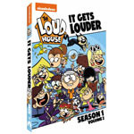 The Loud House: Its Gets Louder - Season 1, Volume 2