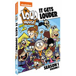 The Loud House: Its Gets Louder - Season 1, Volume 2