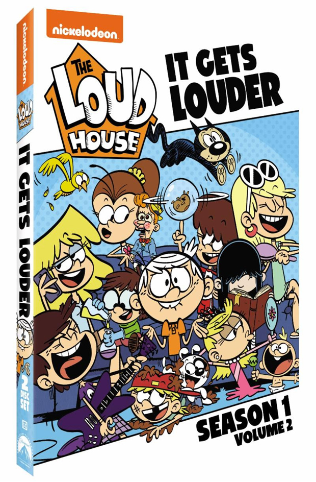The Loud House: It Gets Louder' Brings the Noise May 22