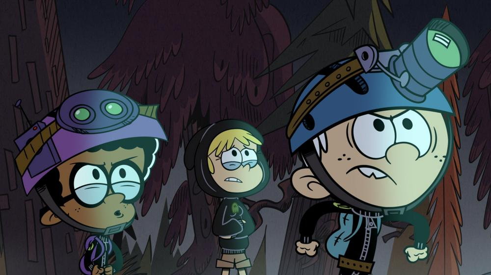 "The Loud House ""Ghosted!"""