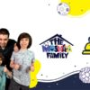 The Moshaya Family x Spacetoon