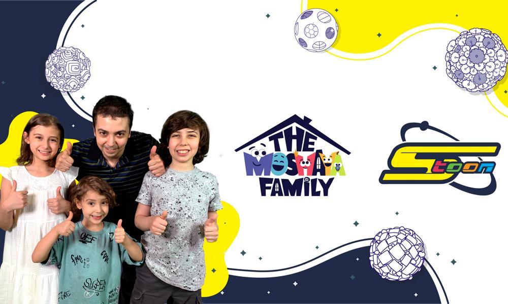 The Moshaya Family x Spacetoon