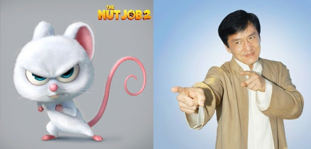 Jackie Chan Joins Nut Job 2 Cast