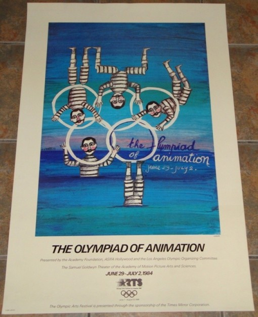 The Olympiad of Animation