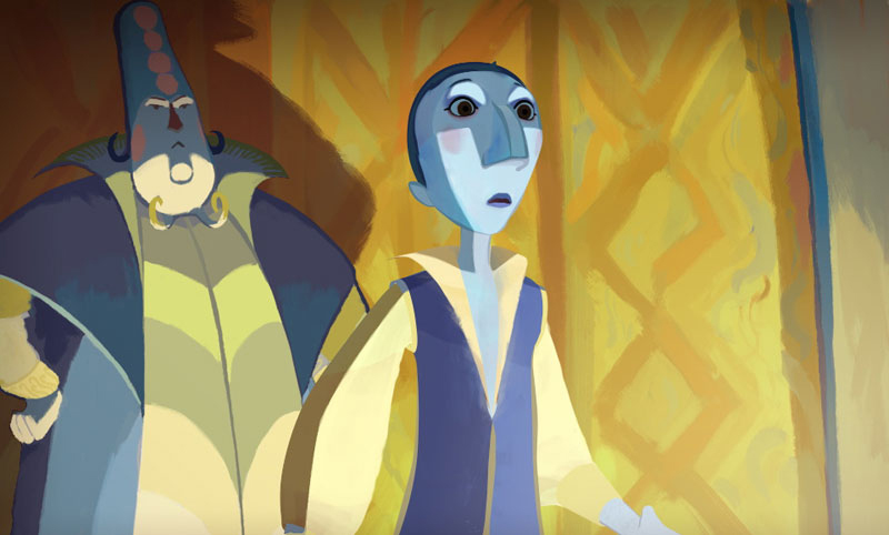 GKIDS Sets NY, LA Dates for 'Painting'