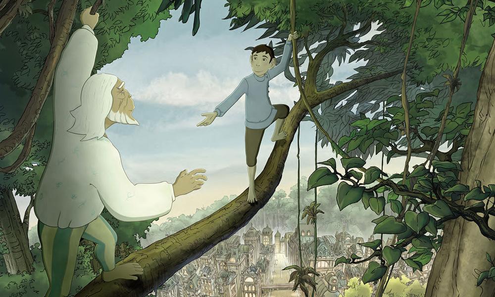 The Prince's Journey (Le Voyage du Prince)