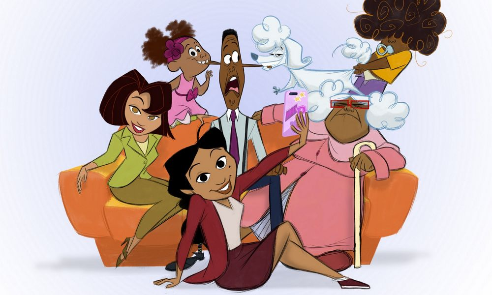 The Proud Family: Louder and Prouder