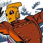 The Rocketeer comic, IDW.