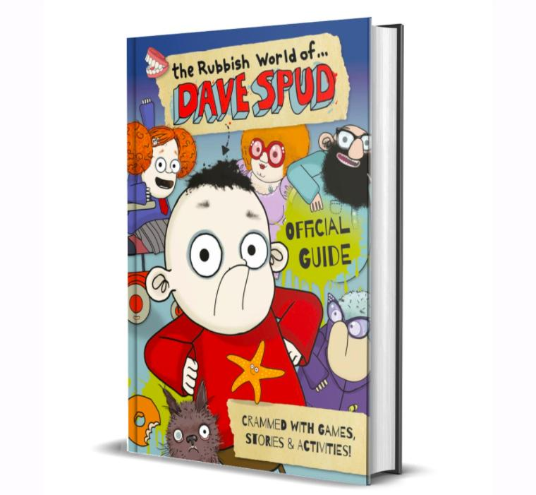 An Official Guide to... The Rubbish World of Dave Spud