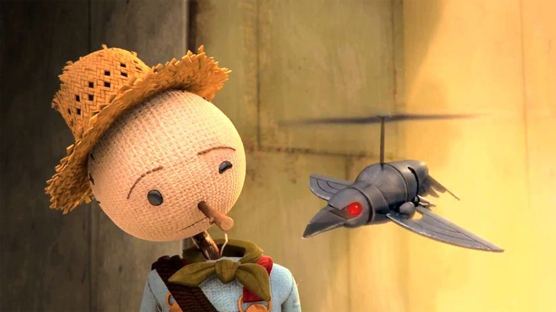 Moonbot Animates Chipotle S The Scarecrow Project