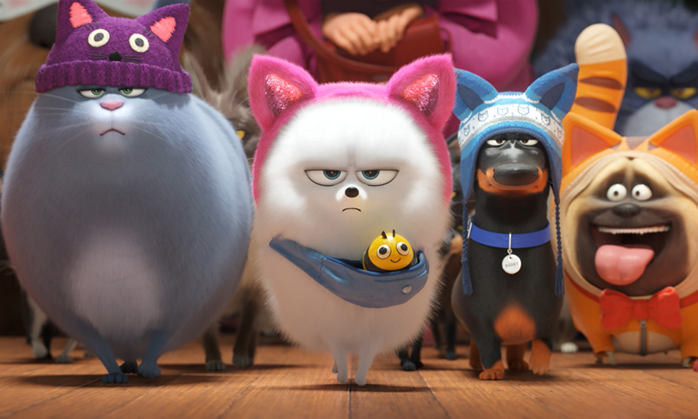 Unleashing Secret Life Of Pets 2 Animation Magazine