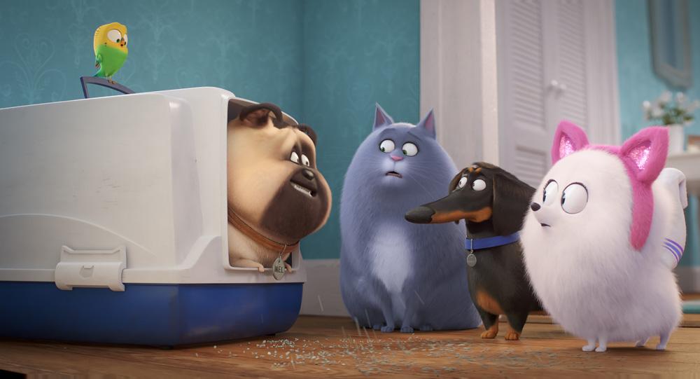 Unleashing 'Secret Life of Pets 2'   Animation Magazine