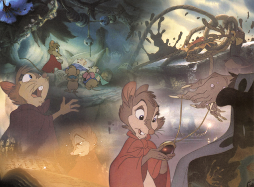 Don Bluth's 1982 classic, The Secret of N.I.M.H., will screen at ABP this year.