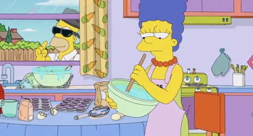 "The Simpsons ""Breaking Bad"" episode"
