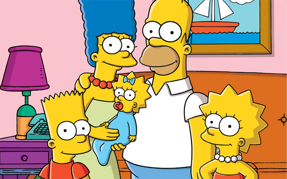 Pornos Simpsons