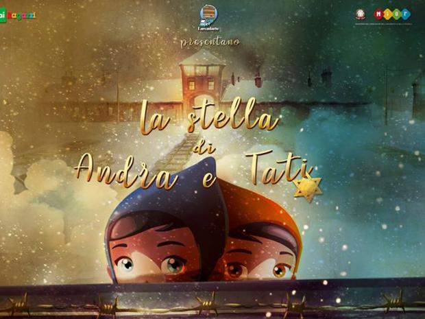 The Star of Andra and Tati