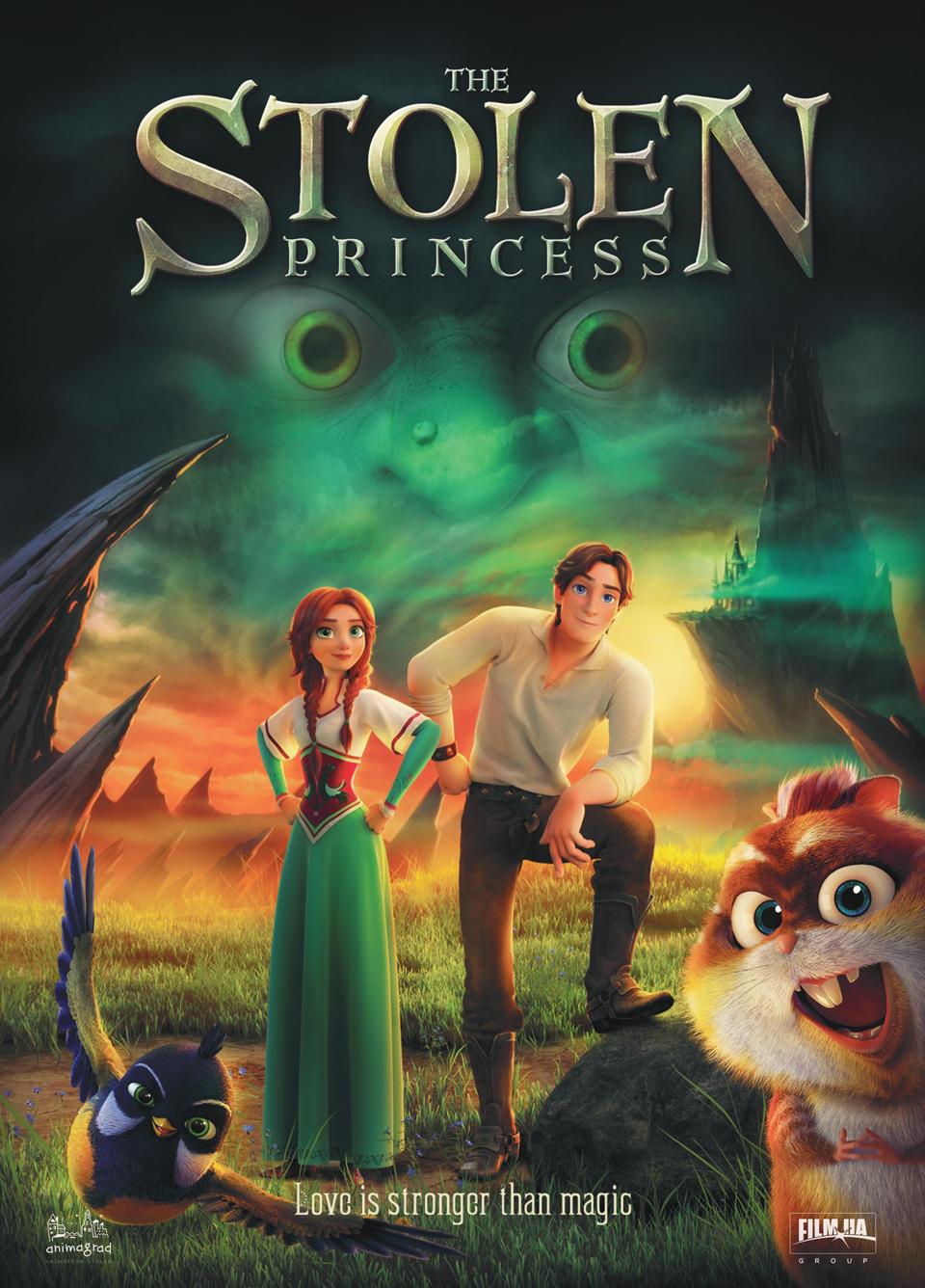 Disney Movie Princess