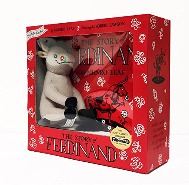 The Story of Ferdinand plush