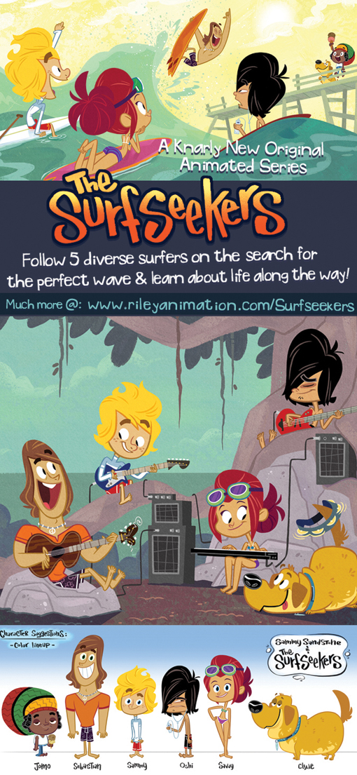 The Surf Seekers