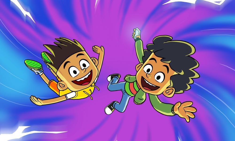 The Twisted Timeline of Sammy & Raj