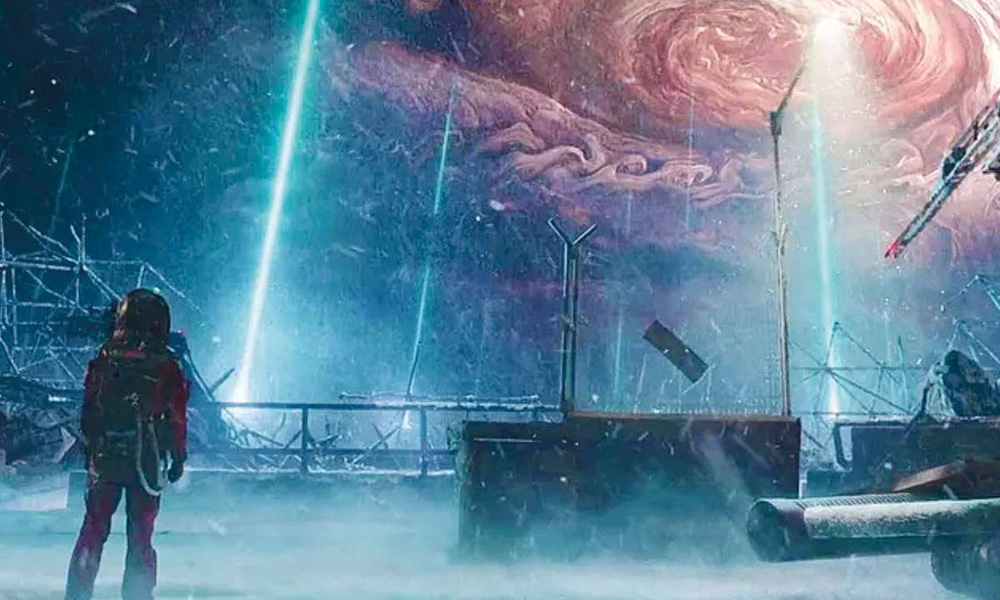 VFX-Driven Chinese Sci-Fi Hit 'The Wandering Earth' Lands on Netflix   Animation Magazine