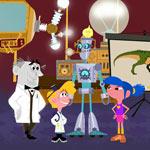 Thomas Edison's Secret Lab