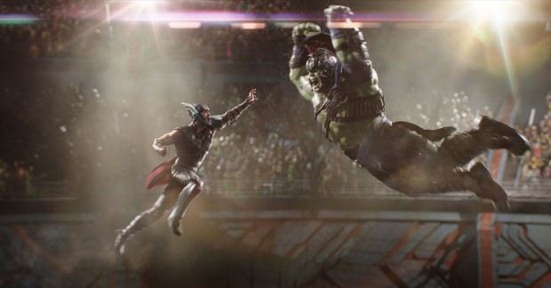Both Iloura and Method contributed to Marvel blockbuster Thor: Ragnarok.