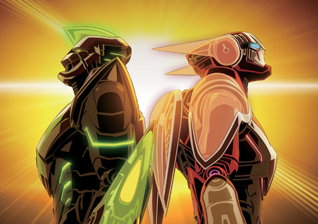 Tiger & Bunny: The Movie — The Rising
