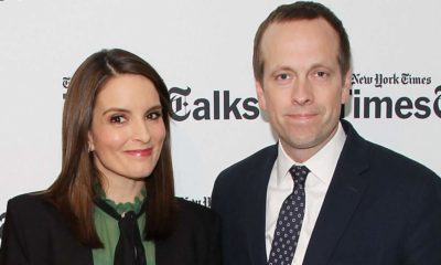 Tina Fey and Robert Carlock