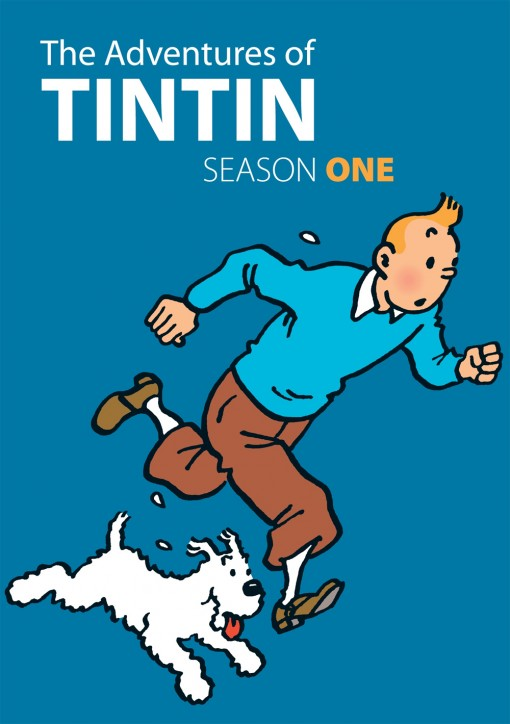 The Adventures of Tintin: Season One DVD