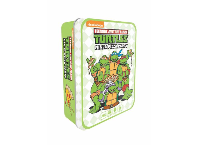 IDW Games and Nickelodeon Teenage Mutant Ninja Turtles Ninja Pizza Party