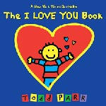 Todd Parr's I Love You