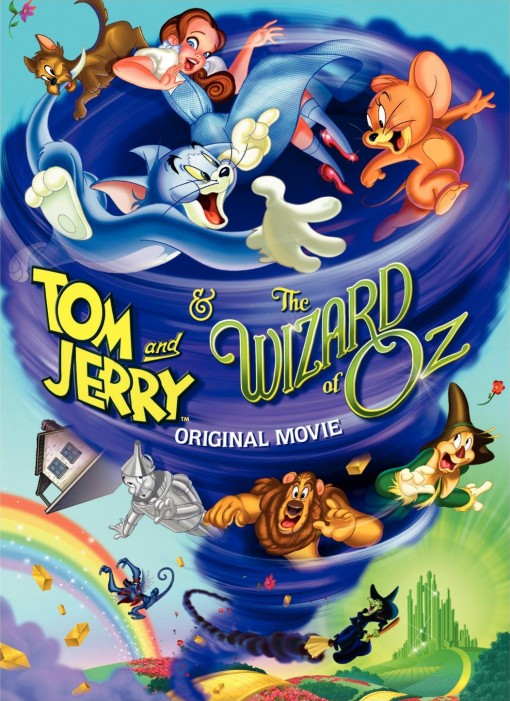 Tom and Jerry & The Wizard of Oz.