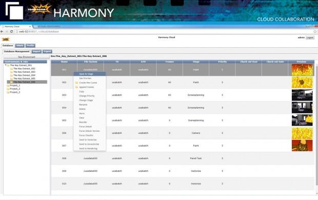 Toon Boom Harmony 11
