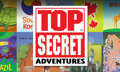 Top Secret Adventures
