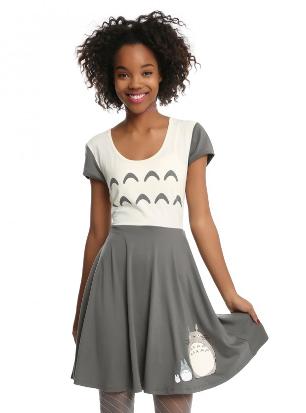 My Neighbor Totoro Cosplay Dress