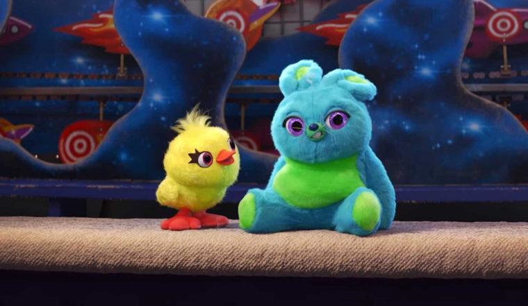 Ducky and Bunny