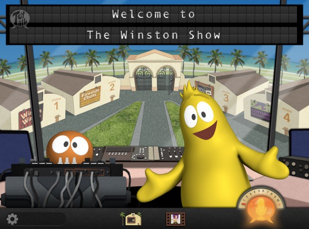 The Winston Show app