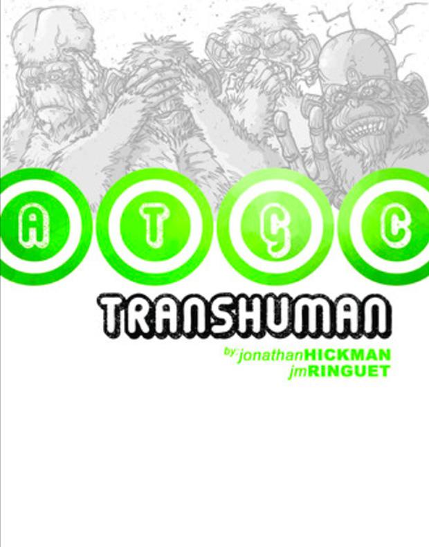 Transhuman, by Jonathon Hickman