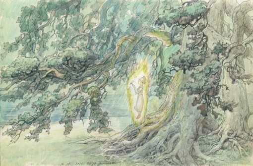 Kibou no Ki (The Tree of Hope)