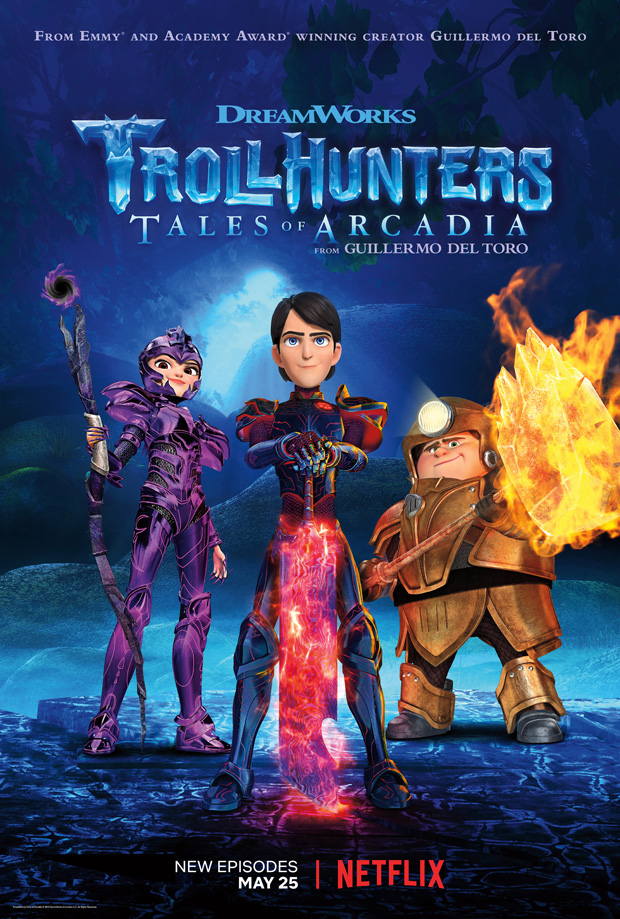 Trollhunters part 3