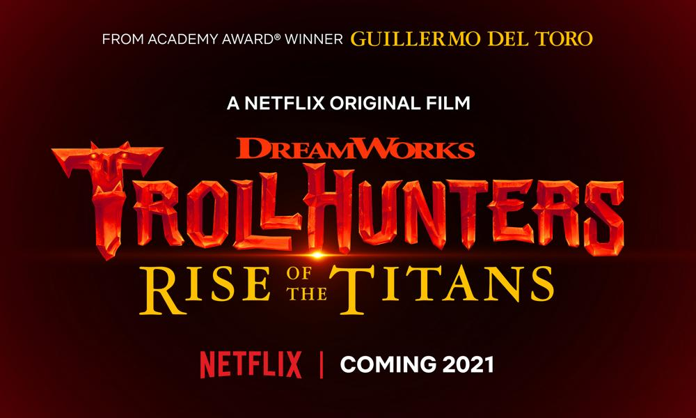 DreamWorks Trollhunters: The Rise of the Titans