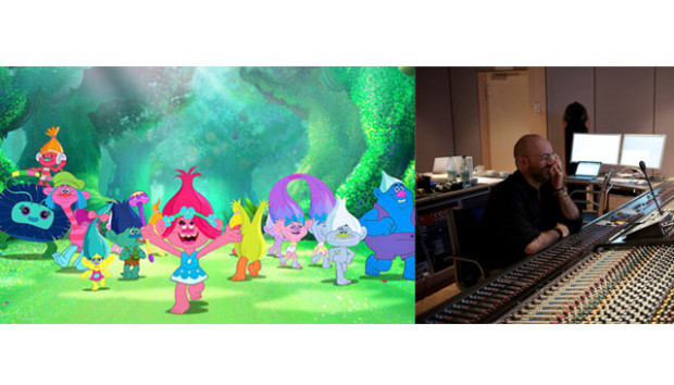 DreamWorks Trolls: The Beat Goes On, Alex Geringas