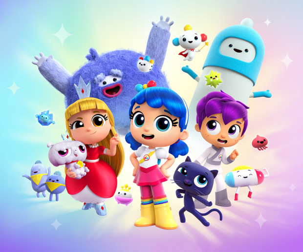 Guru S True And The Rainbow Kingdom Lights Up Licensing