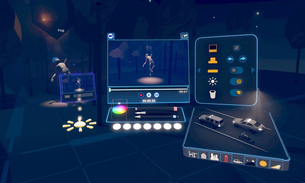 Tvori Helps Animators Tell Stories in VR | Animation Magazine