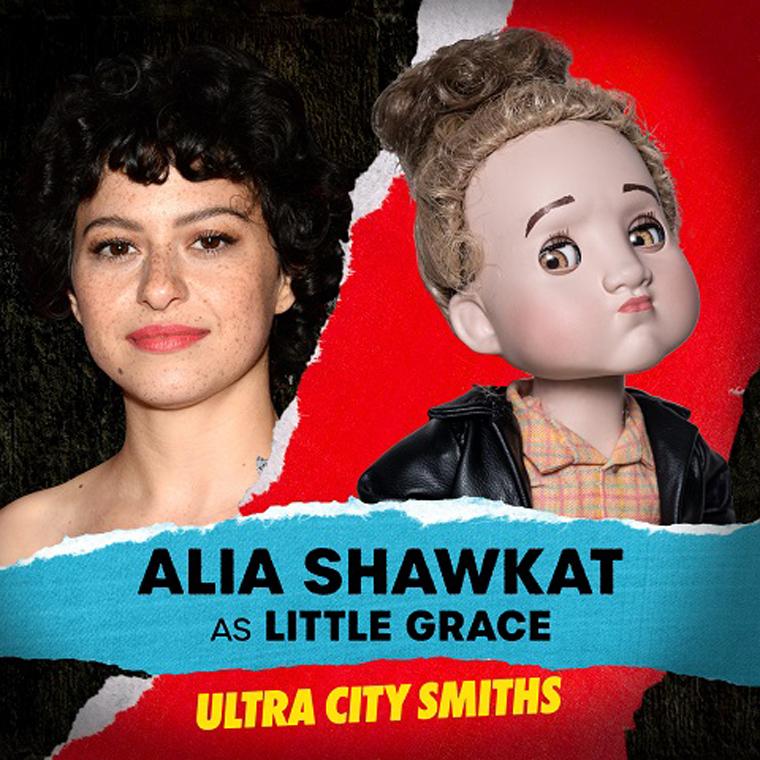 Little Grace (Alia Shawkat)