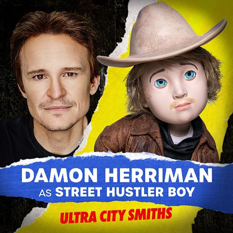 Street Hustler Boy (Damon Herriman)