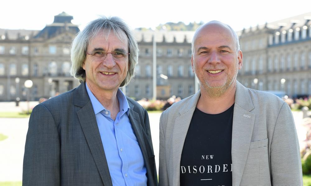 Ulrich Wegenast and Dieter Krauss