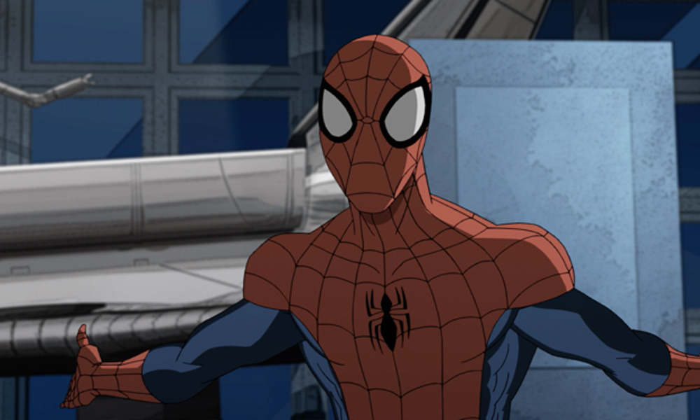 Ultimate Spider-Man: Halloween Night At The Museum