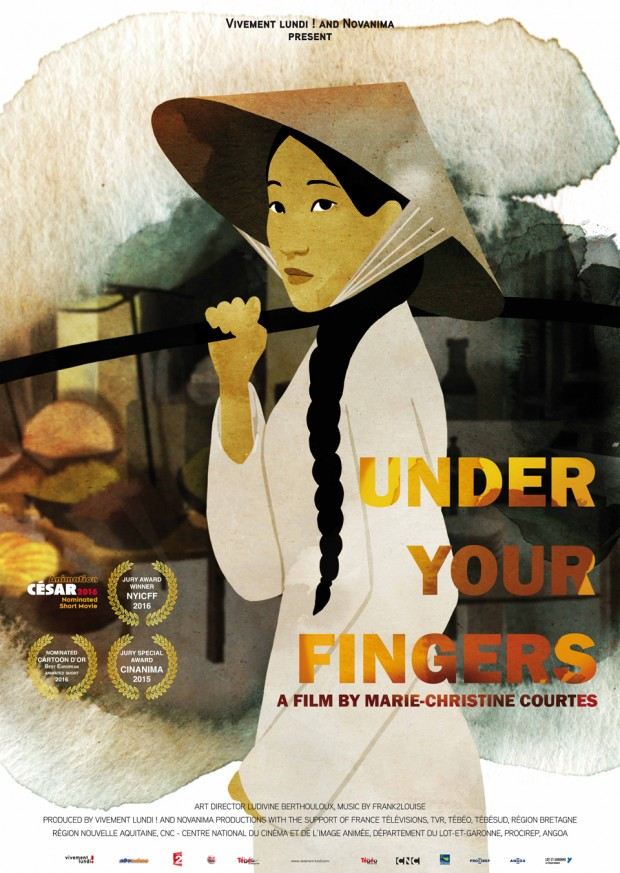 Under Your Fingers